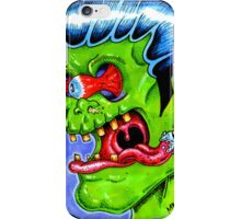 Freaky Frankie (Color) iPhone Case/Skin