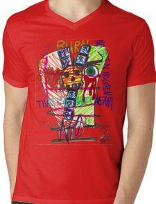 Pain? Tee Mens V-Neck T-Shirt