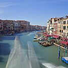 Grand Canal, Venice by caffeinepowered