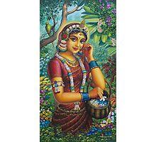 Radha Photographic Print