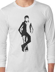 SebastiAn - Total (Original Artwork 2) Long Sleeve T-Shirt