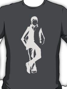 "SebastiAn - Total (Original Artwork 2) (""White"") T-Shirt"