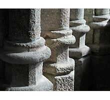 Stone work Photographic Print