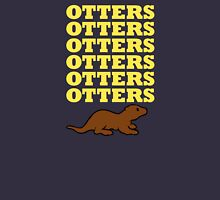 OTTERS OTTERS OTTERS Womens Fitted T-Shirt