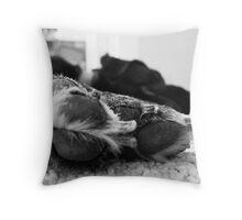 paw Throw Pillow