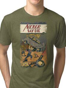 Super Sloth issue No. 1 Tri-blend T-Shirt