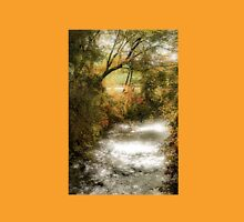 Backlight on the Feeder Canal Unisex T-Shirt