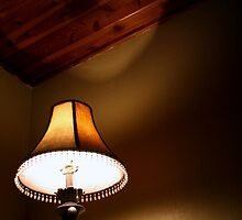 Brown Lamp by unusuwall