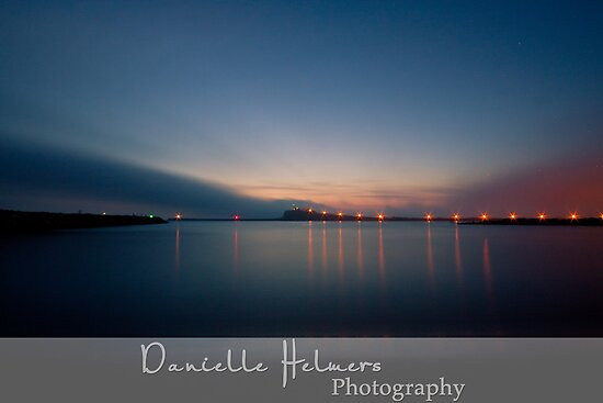 Sunrise - Nobby's Lighthouse by DanielleHelmers
