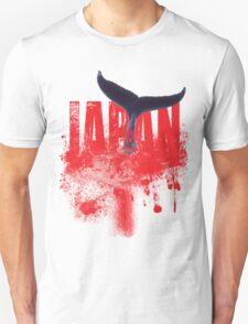 japan whaling tee T-Shirt