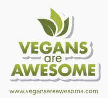 Vegans are Awesome One Piece - Long Sleeve