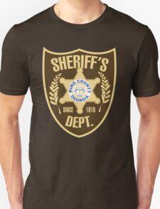 King County Sheriffs Department T-Shirt