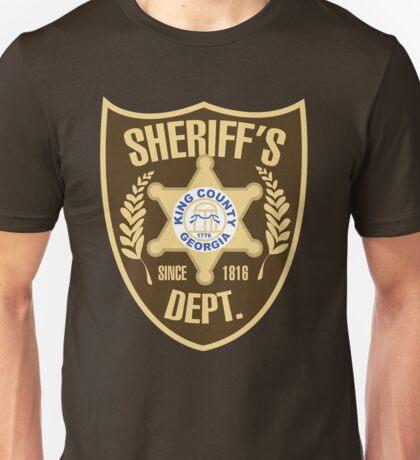 King County Sheriffs Department Unisex T-Shirt
