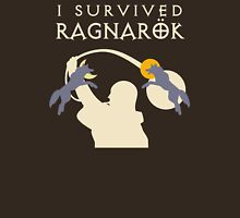 I Survived Ragnarok (Wolves) Unisex T-Shirt