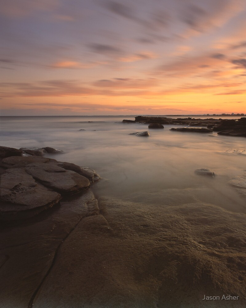 """The Gentle Tide"" ∞ Caloundra, QLD - Australia by Jason Asher"