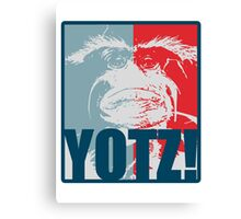 Rygel Yotz Canvas Print