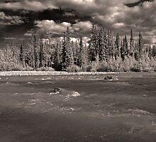 Blackstone River by Keri Harrish