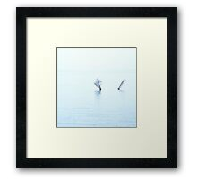 I'll always be there  Framed Print