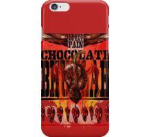 The Chocolate Bhutlah iPhone Case/Skin