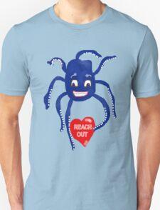 REACH OUT tee shirt/baby grow/sticker Unisex T-Shirt