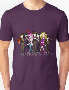 Design Season 3 Characters T-Shirt