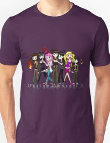 Design Season 3 Characters T-Shirt