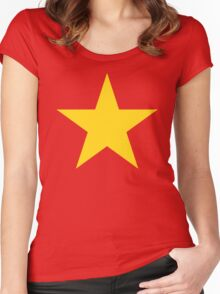 Revolution Star Women's Fitted Scoop T-Shirt