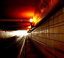 Tunnel Vision 1 by Charlie Rivero