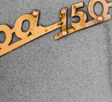 vespa 150 Sticker