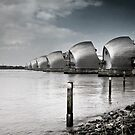 Thames Barrier by Malcolm1841