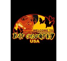 Bat Country USA Photographic Print