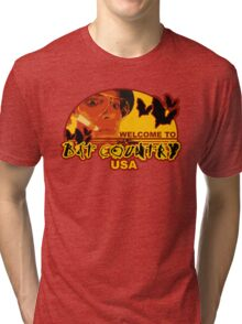 Bat Country USA Tri-blend T-Shirt