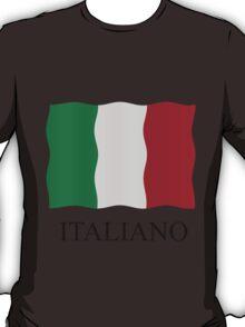 Italiano flag T-Shirt