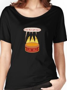 How dip is your love? Women's Relaxed Fit T-Shirt