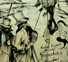Pinocchio's Murder  ( Nursery Cryme Series )  by John Dicandia  ( JinnDoW )