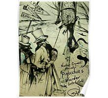 Pinocchio's Murder  ( Nursery Cryme Series )  Poster