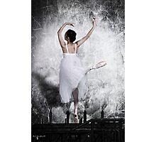 The Steel Dance Photographic Print