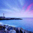 Augusta - Santa Croce lighthouse III by cicciofarmaco