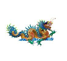 Chinese dragon Photographic Print
