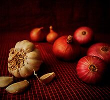 Garlic by Prasad
