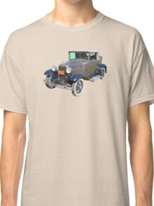 Model A Ford Roadster Convertible Antique Car Classic T-Shirt