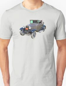 Model A Ford Roadster Convertible Antique Car T-Shirt