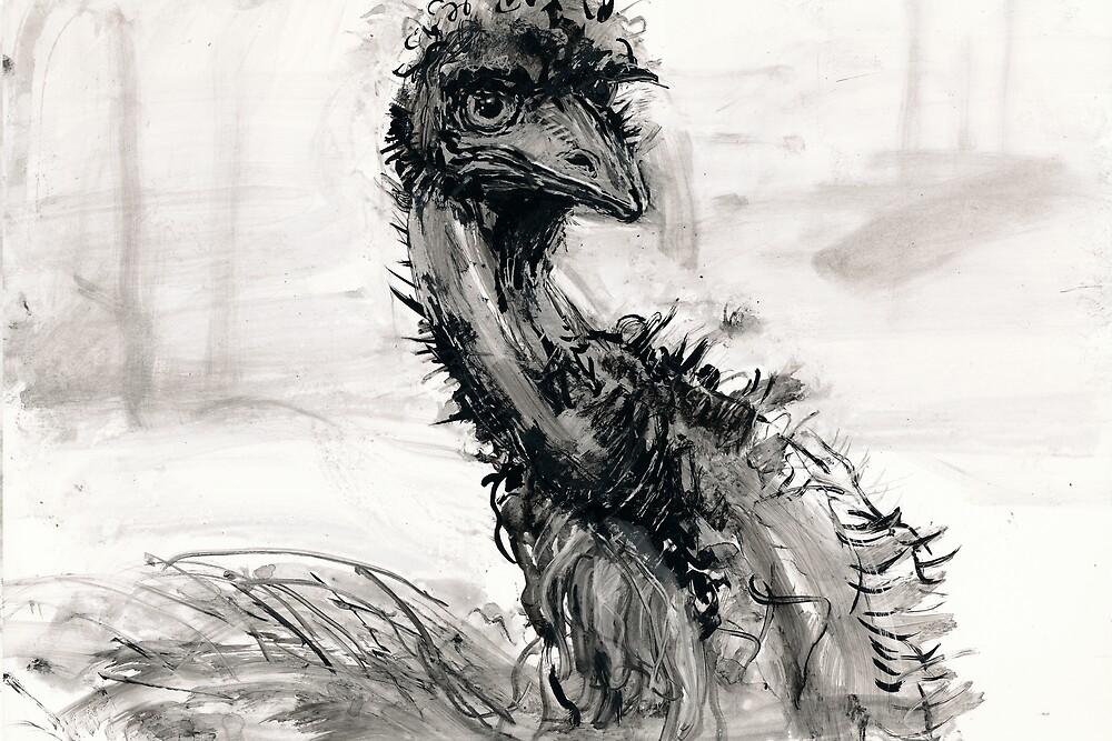 Emu Inc. by WoolleyWorld