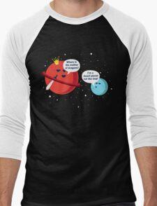 Dwarf Planet Men's Baseball ¾ T-Shirt