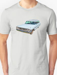1964 Ford Galaxy Country Sedan Stationwagon T-Shirt