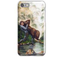 Welfare Bear iPhone Case/Skin