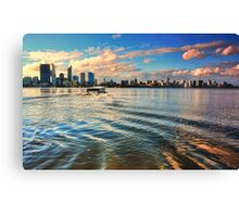 South Perth Ferry Canvas Print