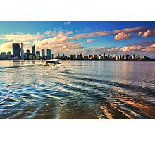 South Perth Ferry Photographic Print