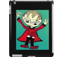 Superhero Felix iPad Case/Skin