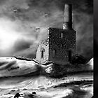 Cornish engine house by aaronnaps